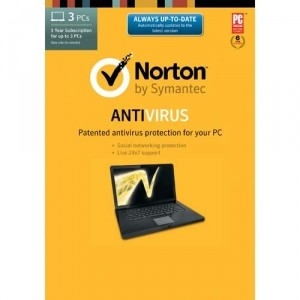 Norton Antivirus for Windows 8