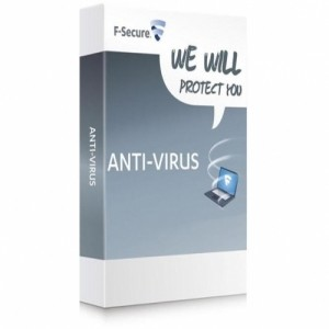 F-Secure AntiVirus for Windows 8