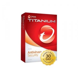 Trend Micro Titanium Antivirus for Windows 8