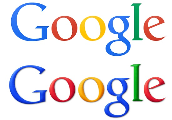 New Google Logo with older one - Comparison