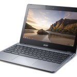 Acer C720 Chromebook launched at $249 – Powered by Haswell processor
