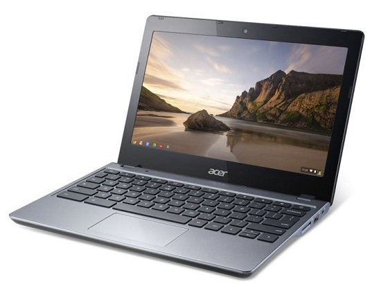 Acer C720 Chromebook launched