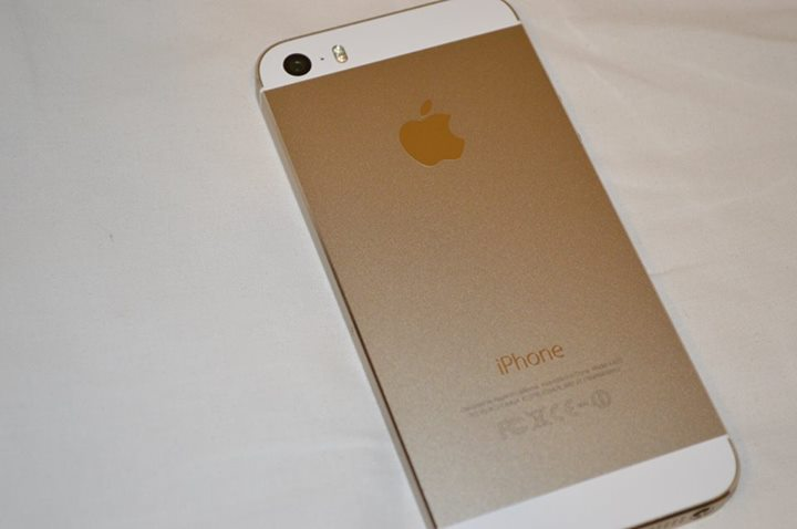 Golden Apple iPhone 5S