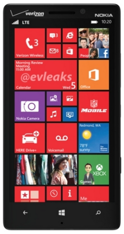 Nokia Lumia 929 Specs