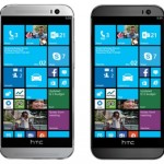 HTC One M8 for Windows with Duo Camera Official Via Verizon