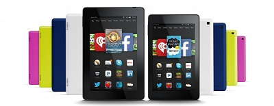 amazon fire hd 6 and fire hd 7