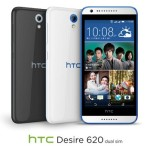 HTC Desire 620 and Desire 620G Dual SIM Smartphones Go Official
