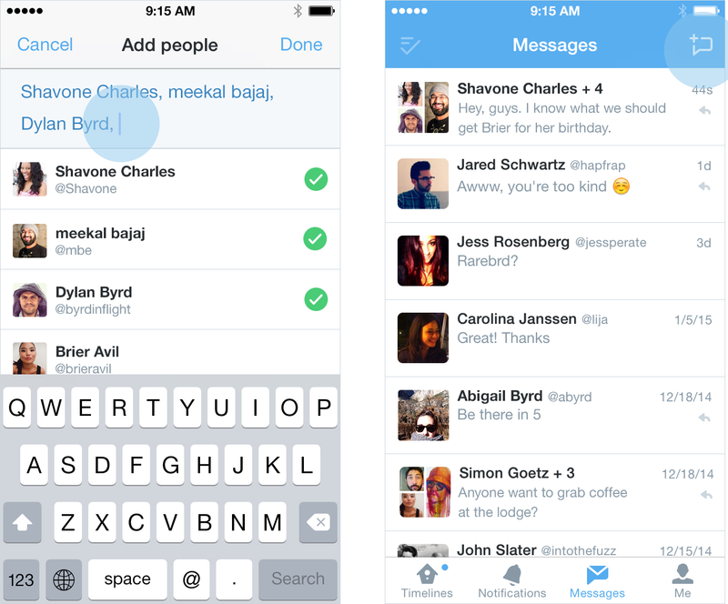 Twitter-adds-up-Group-Messaging
