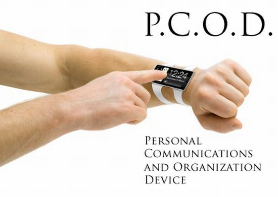 Lightweight Wrist Phone-10-stylish-wearables-recommended-for-you