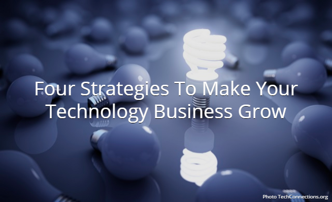 Technology Business Grow