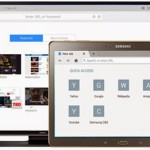 Samsung Reportedly Working on A New Unified Browser