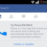 Facebook Rumored To Be Working On Caller ID App