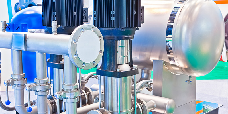 Water Treatment System : Notable advantages of industrial water treatment tech