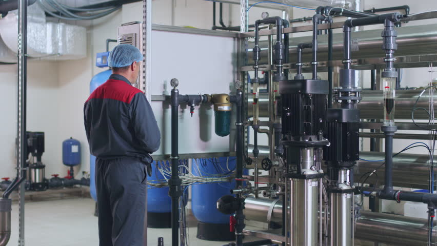 Industrial Water Treatment : Notable advantages of industrial water treatment tech